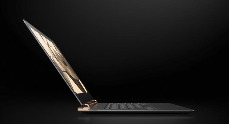 HP Spectre — 13-v103ur- лучший тонкий ноутбук