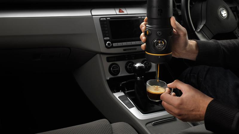 Handpresso auto – лучшая капсульная кофемашина для автомобиля