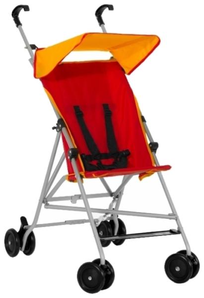 Hauck Go-s Sun - лучшая легкая коляска трость