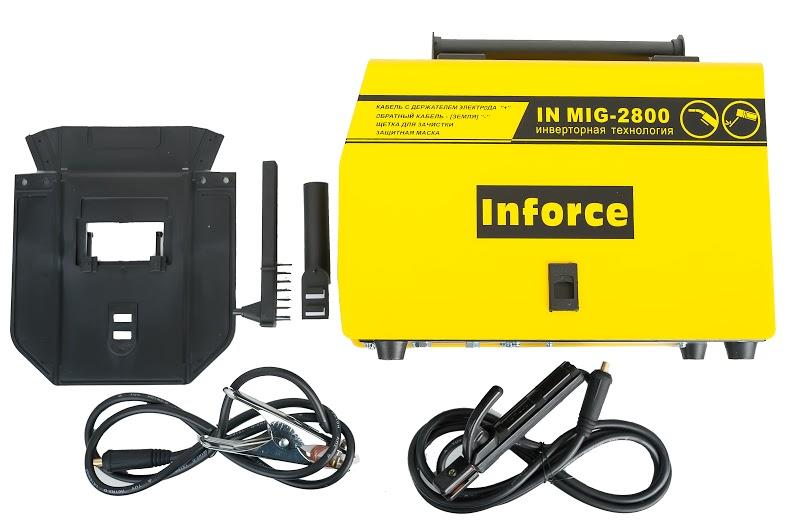 Плюсы MIG-2800