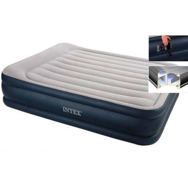 Intex 67732 – лучшая жесткая надувная кровать