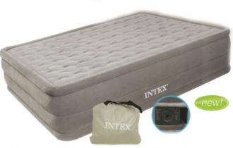 Обзор 14 видов лучших надувных кроватей