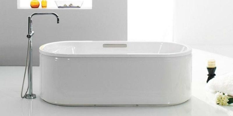 JACOB DELAFON Lovee – лучшая овальная чугунная ванна