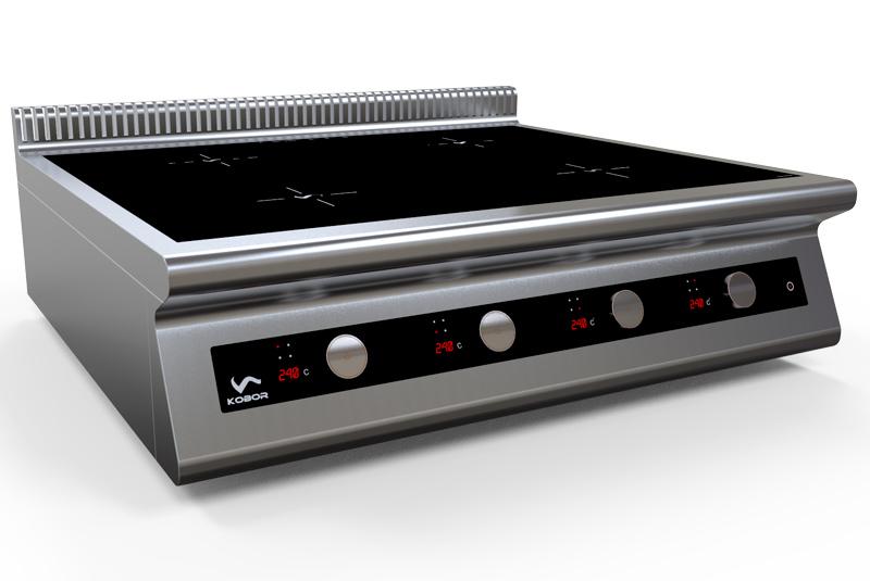 КОБОР I7-4T – лучшая индукционная плита российского производства