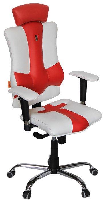 Kulik System Elegance – лучшее кресло для компьютера из экокожи