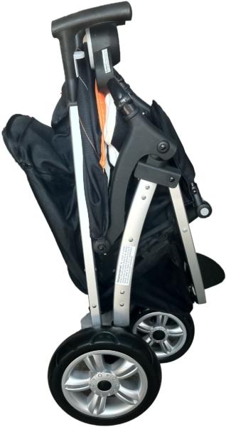 Liko Baby BT-1218B - лучшая коляска трость трансформер