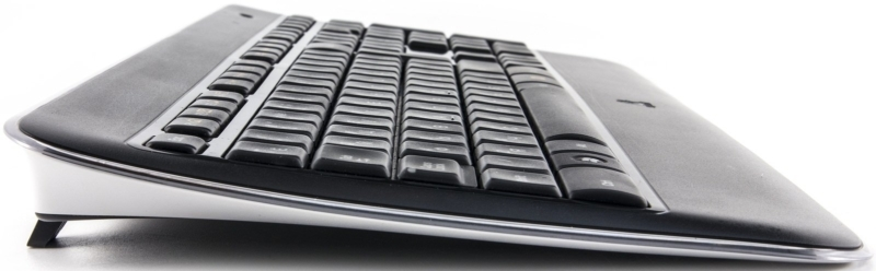 Плюсы Logitech Illuminated Keyboard K800