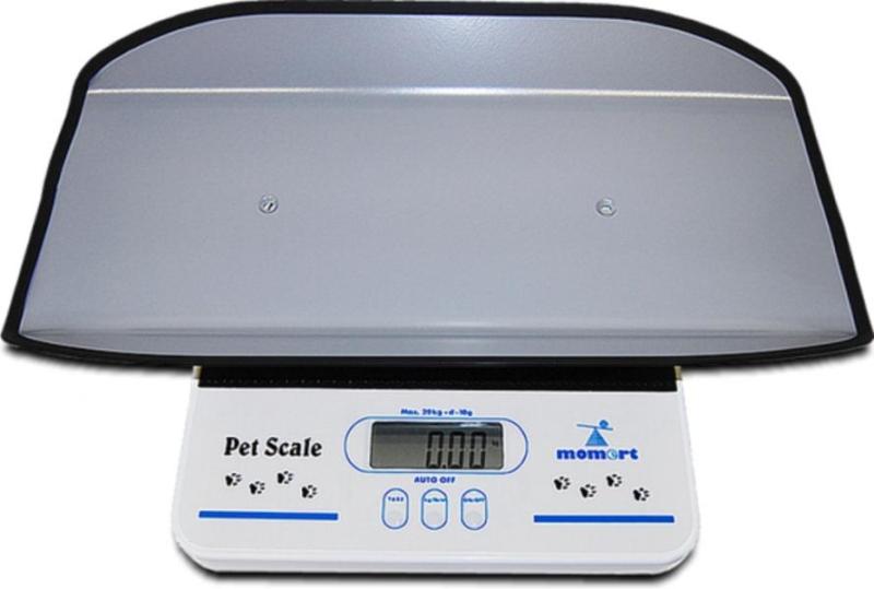 MOMERT 6550 – лучшие напольные весы для животных