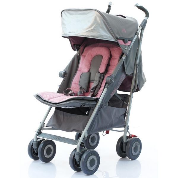 Maclaren Techno XLR 2016 - лучшая коляска трость для крупных детей