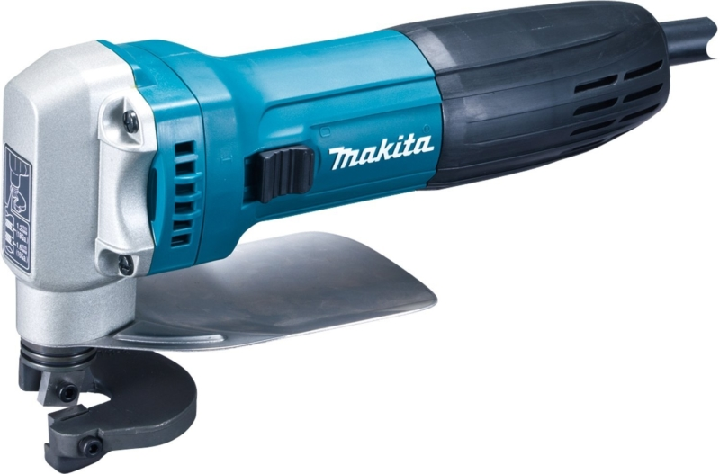 Makita BJS100RFE – лучшие аккумуляторные ножницы по металлу