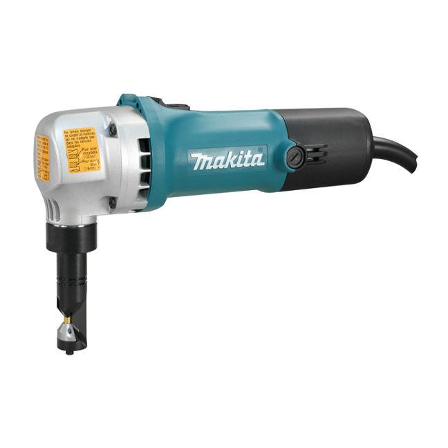 Makita JN 1601– лучшие электрические ножницы по металлу