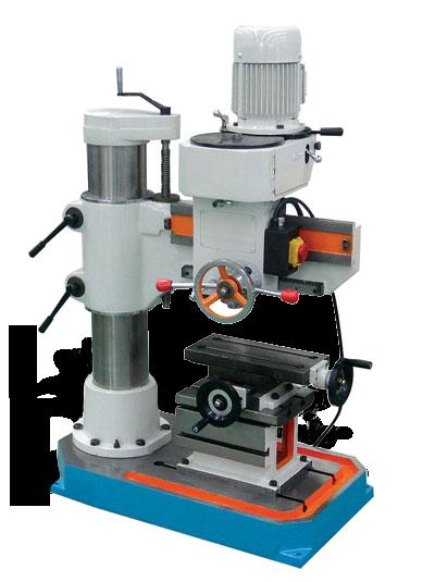 Metalmaster TDR-20 − лучший сверлильный станок по металлу
