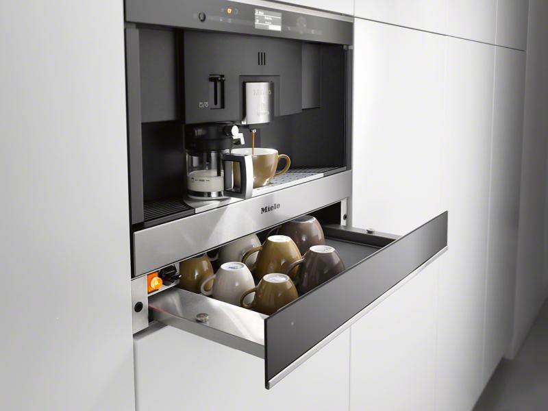 Miele CVA 6431 – лучшая универсальная капсульная кофемашина