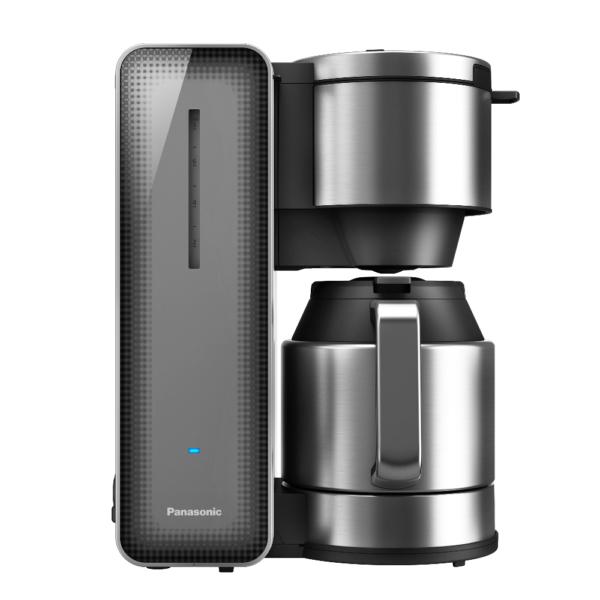 Panasonic NC-ZF1HTQ – лучшая капельная кофеварка для молотого кофе