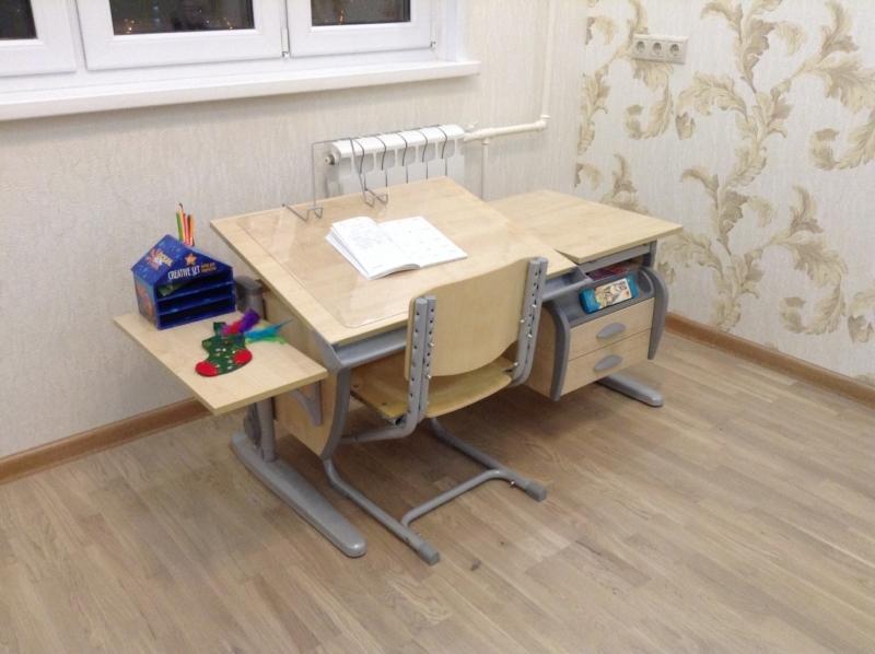 Парта ДЭМИ – лучший стол-трансформер для школьника