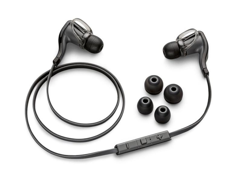 Plantronics BackBeat GO – лучшие беспроводные наушники для телефона