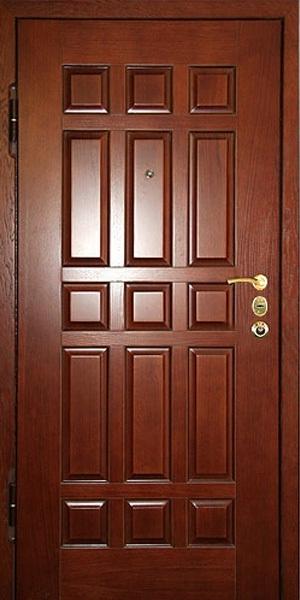 Профдверь-MD10 – лучшие металлические двери с отделкой МДФ