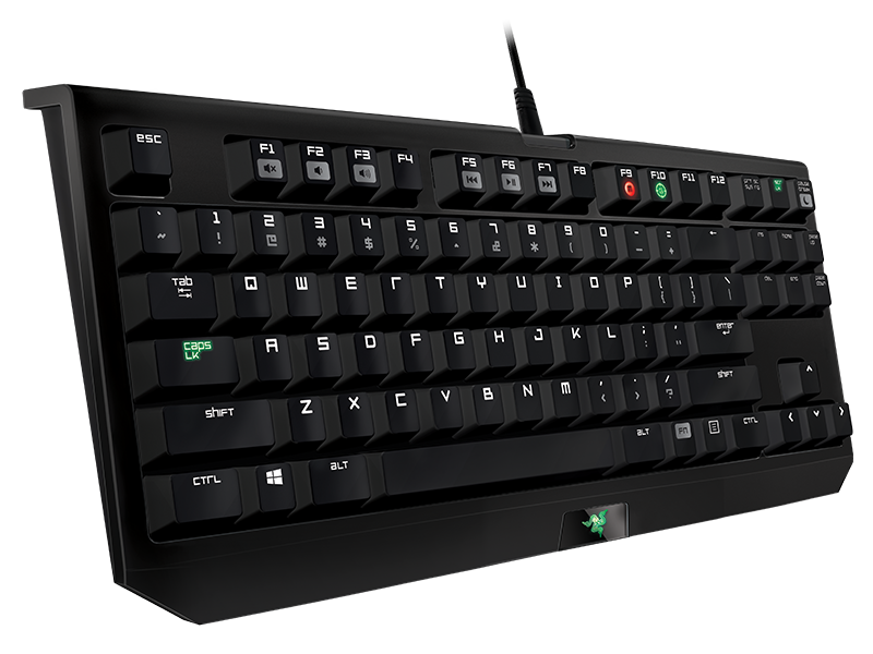 Плюсы Razer BlackWidow Tournament Edition
