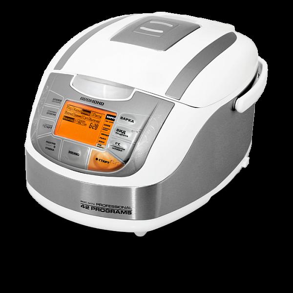 Редмонд м70 – мультиварка с равномерной готовкой пищи