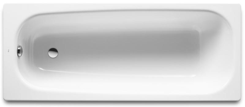 Roca Continental (140 на 70) – лучшая встраиваемая чугунная ванна