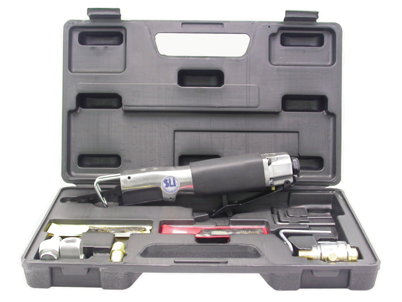 SUMAKE ST-6614К − лучшие пневматические ножницы по металлу