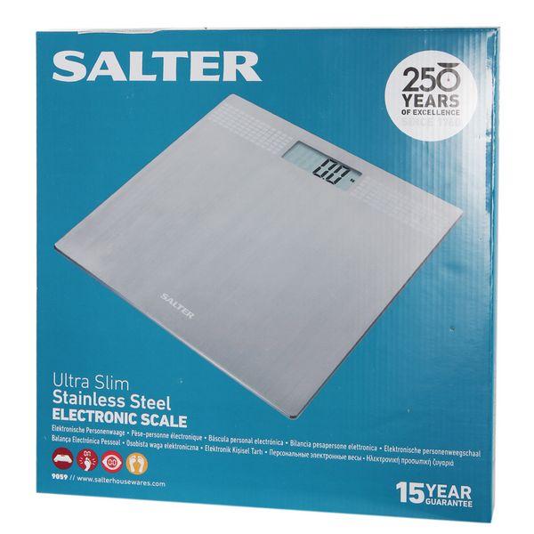 Функции Salter 9059 SS3R