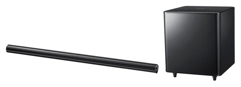Samsung HW-E550 Sound Bar – лучшая акустическая система для телевизора