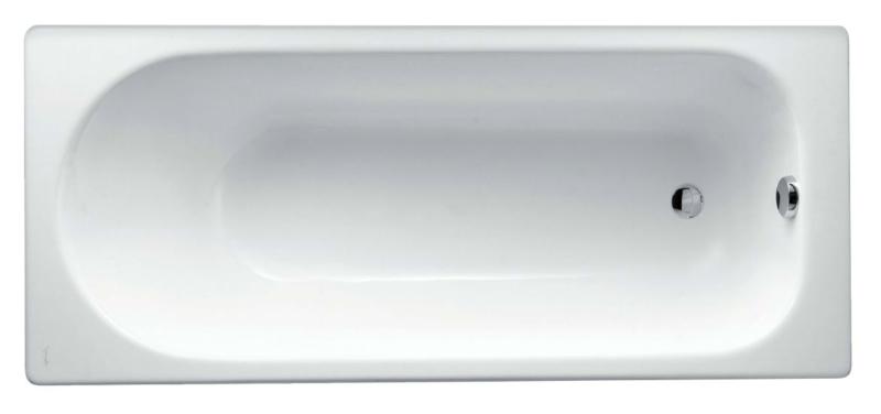 Soissons E2931-00 – лучшая чугунная ванна без антискользящего покрытия