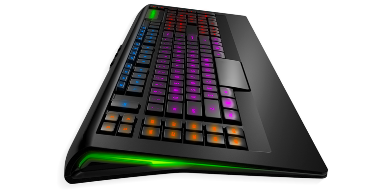 Плюсы SteelSeries APEX