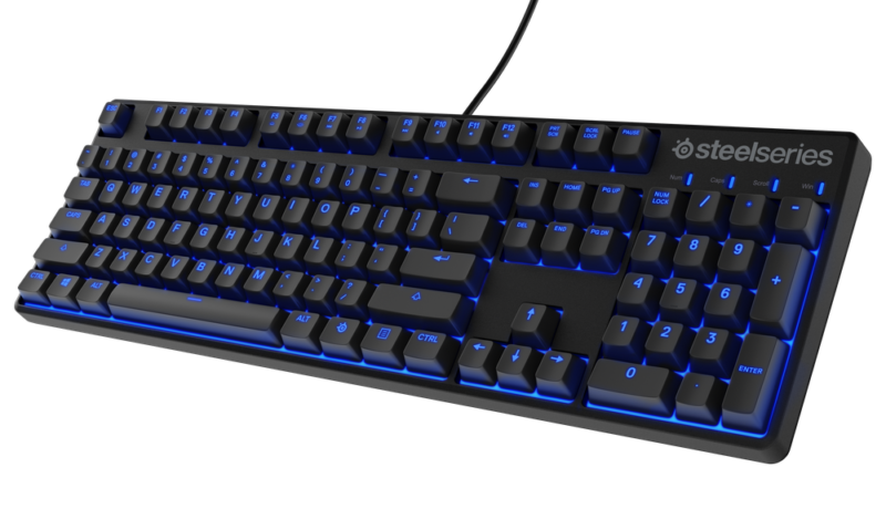Минусы SteelSeries APEX
