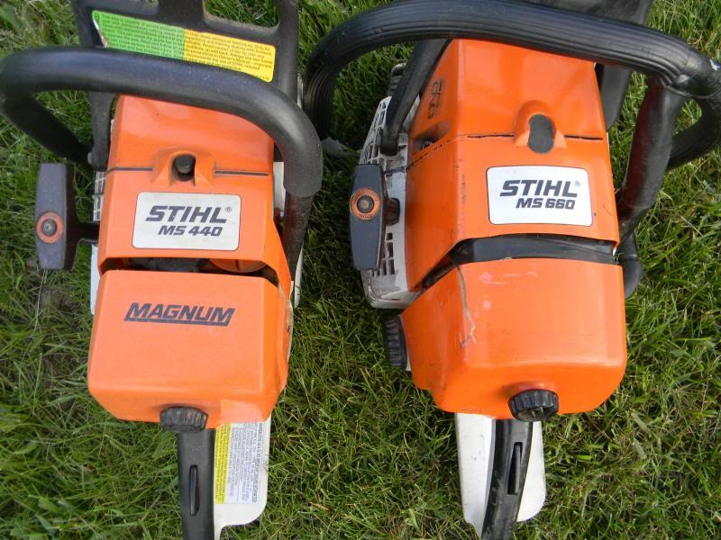 Бензопила Stihl 660 – надежность и профессионализм