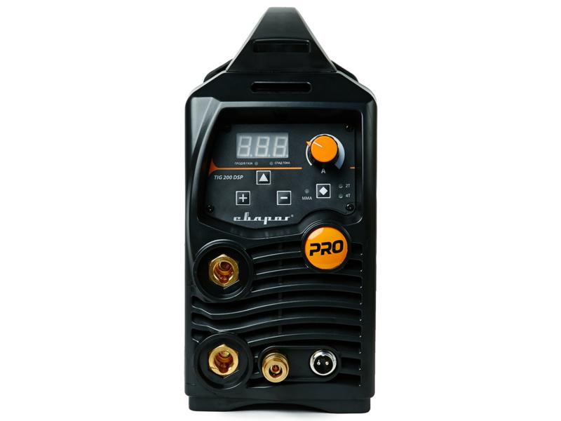 Минусы Сварог TIG 200 DSP PRO W207 00000091581