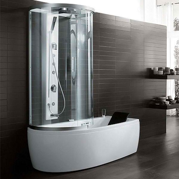 Teuco Armonya 546M/H46M – лучшая акриловая ванна с душевой кабиной