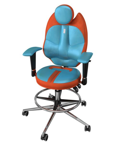 Trio Kulik-System – лучшее кресло для компьютера для школьника