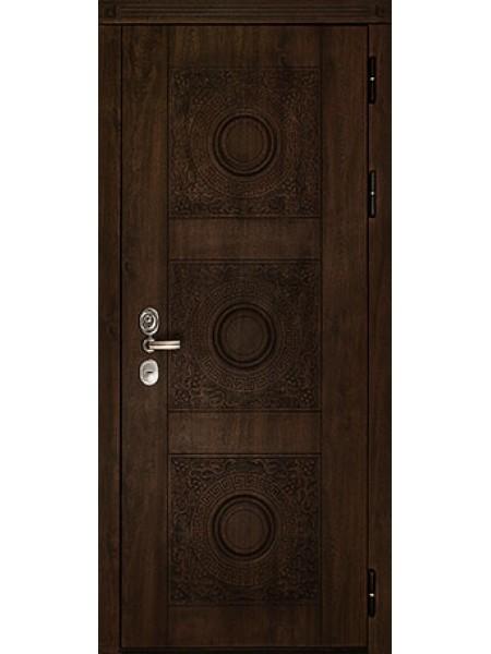 Вeldoors Шоколадка – лучшие металлические двери белорусского производства