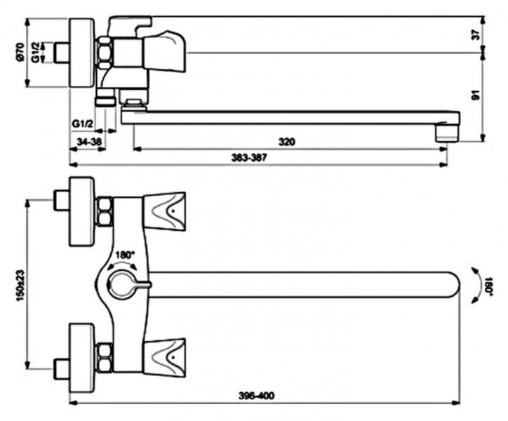 Характеристики Vidima Нео BA336AA