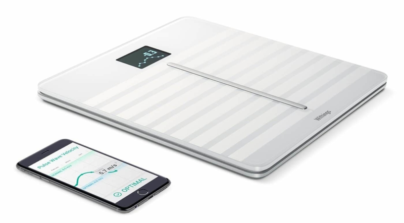 Характеристики Withings Body Cardio