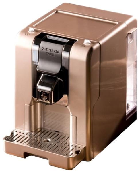 Zepter ZES-200 – лучшая капсульная кофемашина для дома