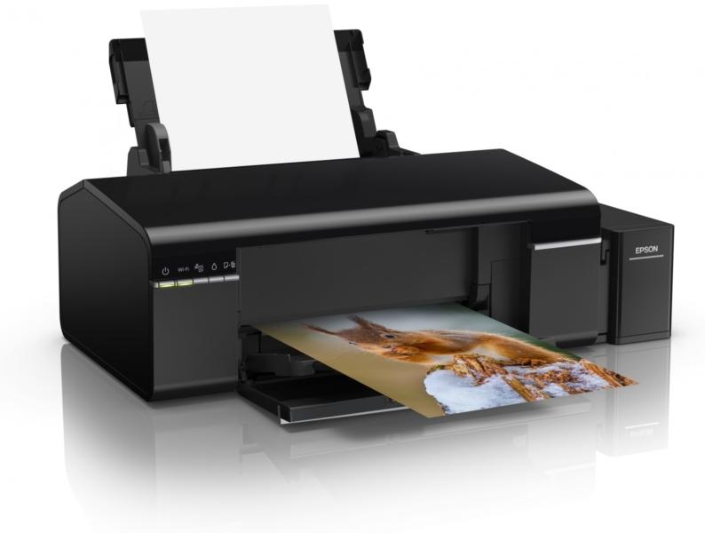 МФУструйное для печати на дисках