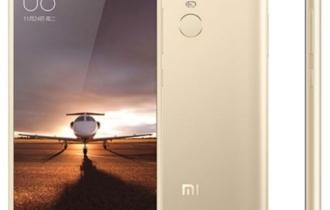 Обзор смартфона XIAOMI REDMI 3s 32gb gold