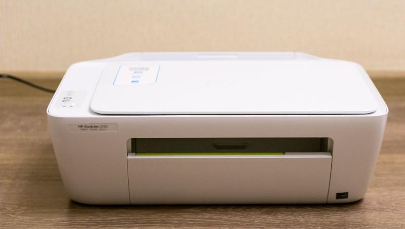 Функции МФУ HP Deskjet 2130