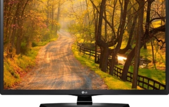 Обзор телевизора LG 28LH491U