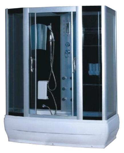 Atlantis AKL 1107 – лучшая душевая кабина с ванной
