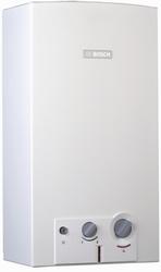 Bosch WRD 13-2G – лучшая газовая колонка для частного дома