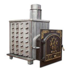 Гефест ПБ-01 – лучшая печь для бани из чугуна