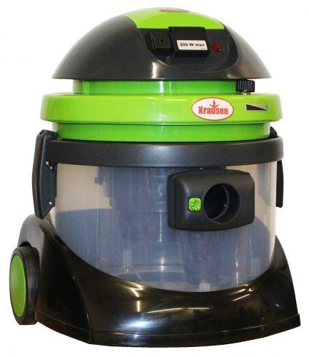 KRAUSEN ECO POWER – лучший моющий пылесос с аквафильтром и сепаратором