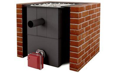 Теплодар КомПАР 50 – лучшая газовая печь для бани