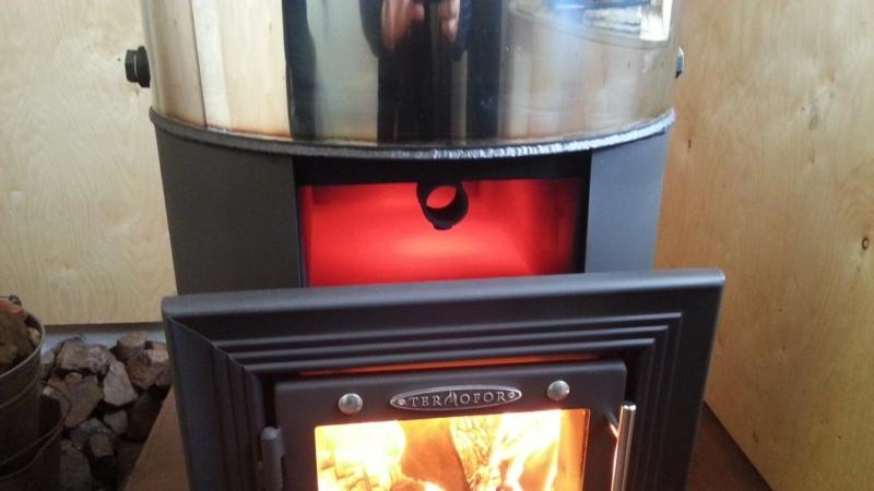 Термофор Гейзер 2014 – лучшая печь металлическая для бани