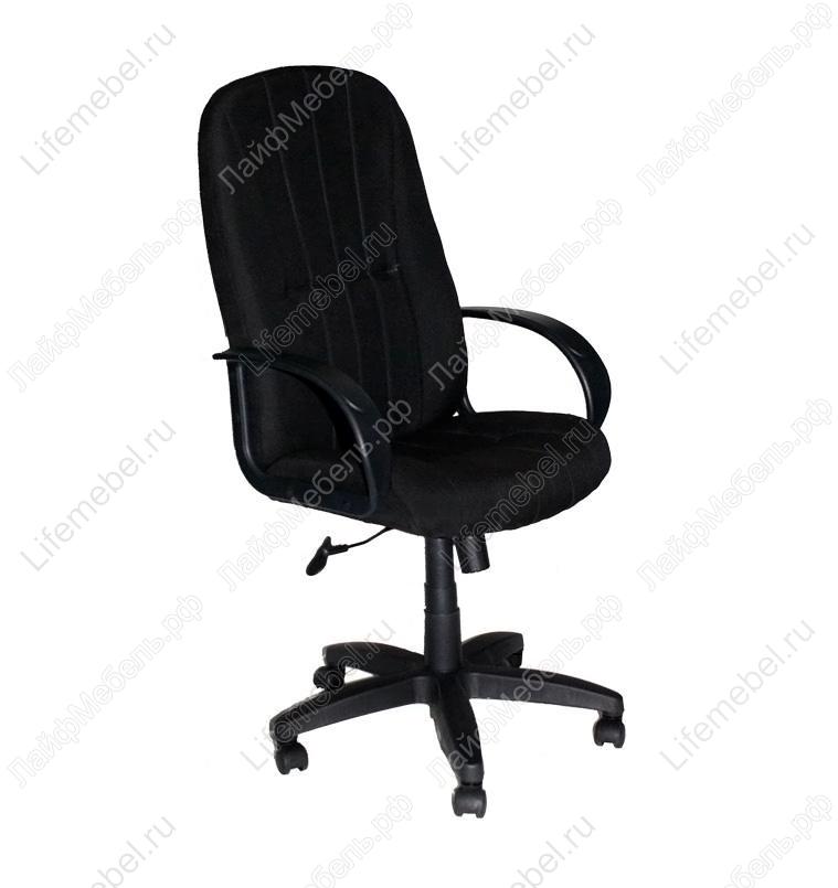 Компьютерное кресло 902F-1 черный B14
