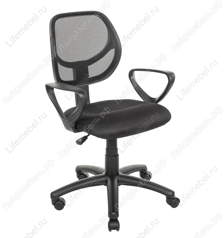 Компьютерное кресло CH черное